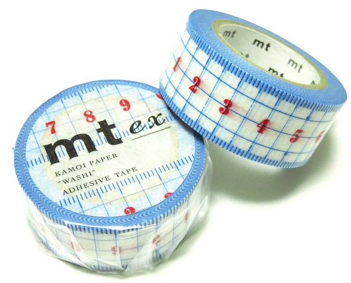 MT masking tape ex Ruler
