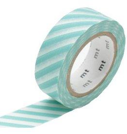 MT  MT masking tape stripe mint