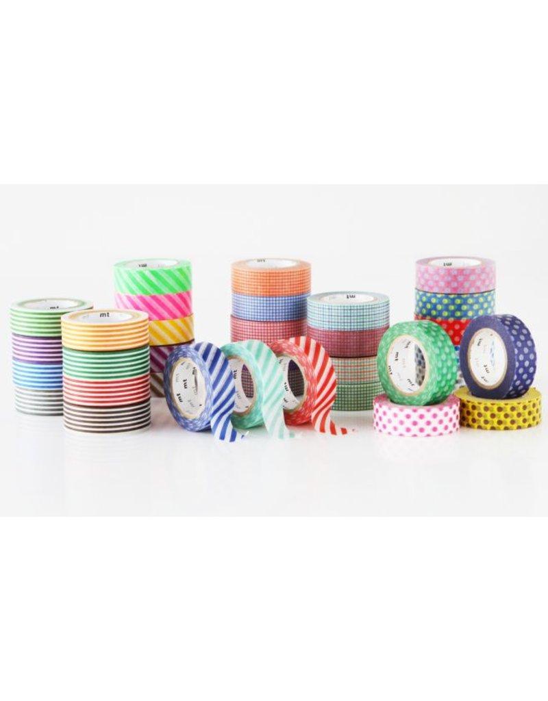 MT masking tape stripe mint