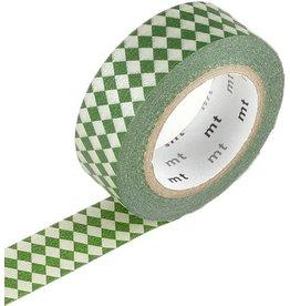 MT  MT masking tape diamond veridian