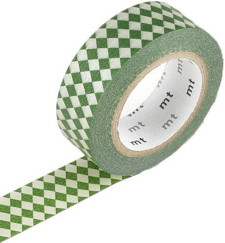 MT masking tape diamond veridian