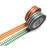 MT masking tape diamond veridian