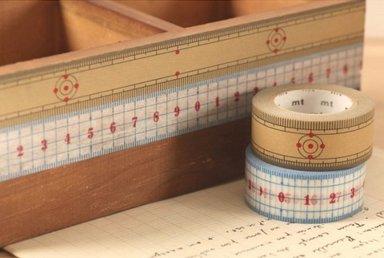 MT masking tape ex bamboo ruler