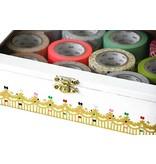 MT masking tape crown gold