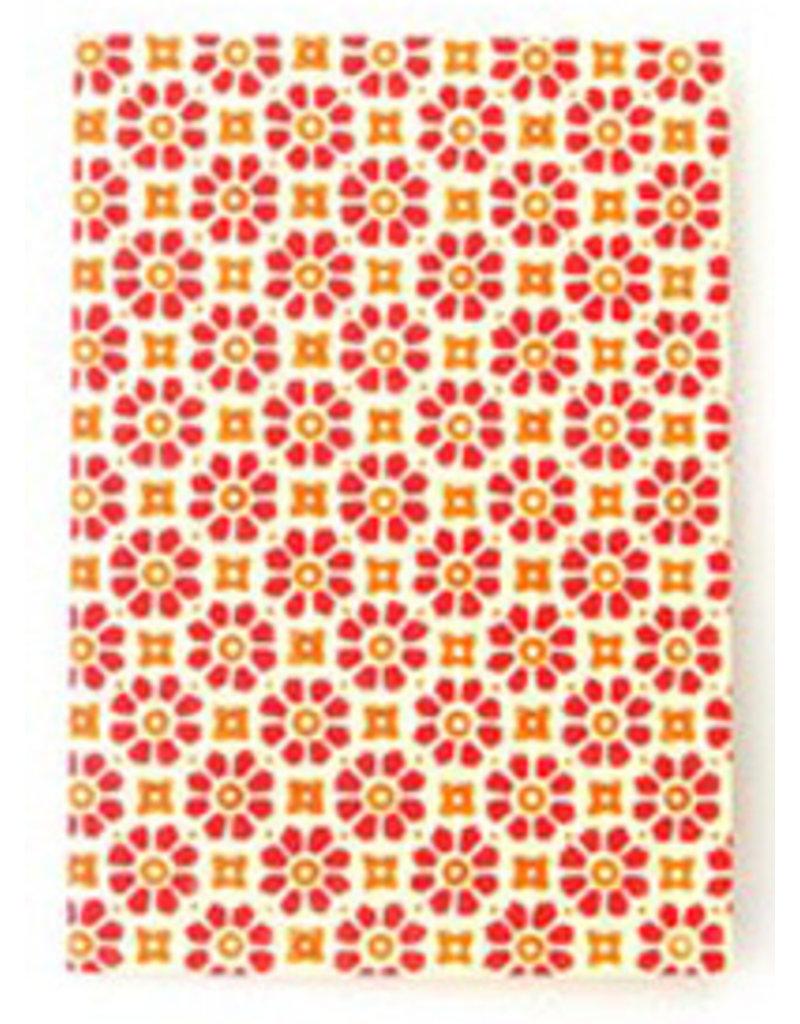 {Love letter} red-orange flower