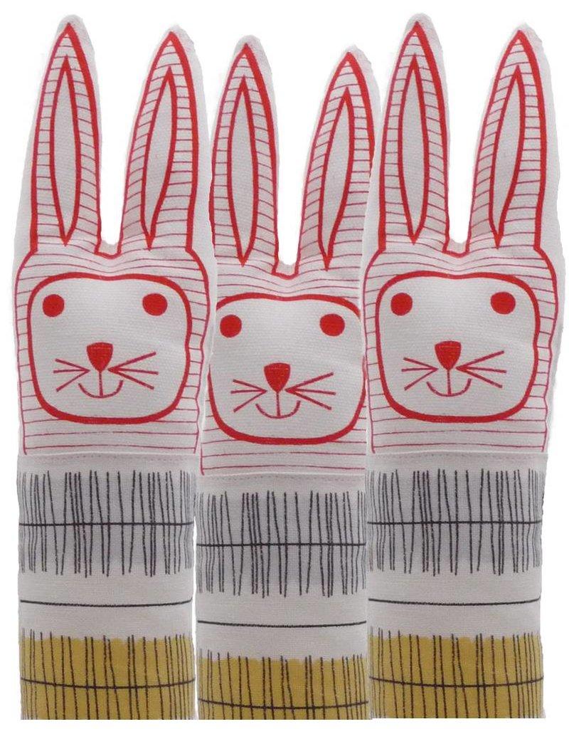 Large rabbit stripe