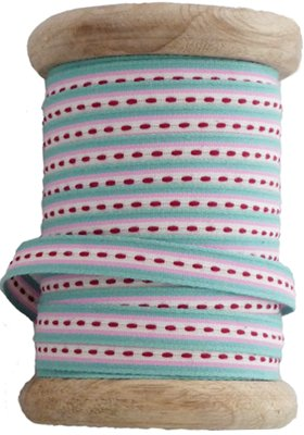 1 meter band stripe turkis