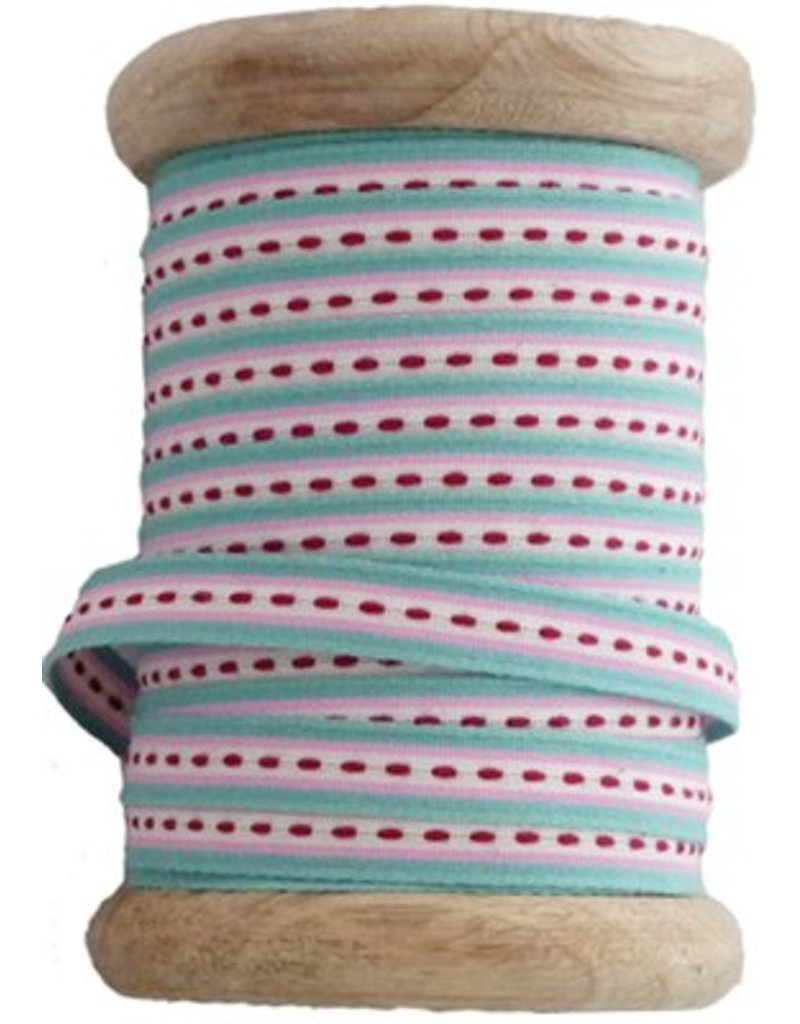 1 meter band stripe turkis
