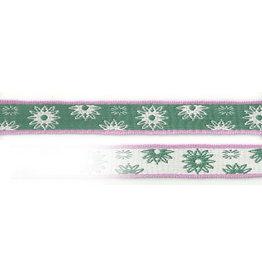 Aspegren 1 meter twinkle grøn band