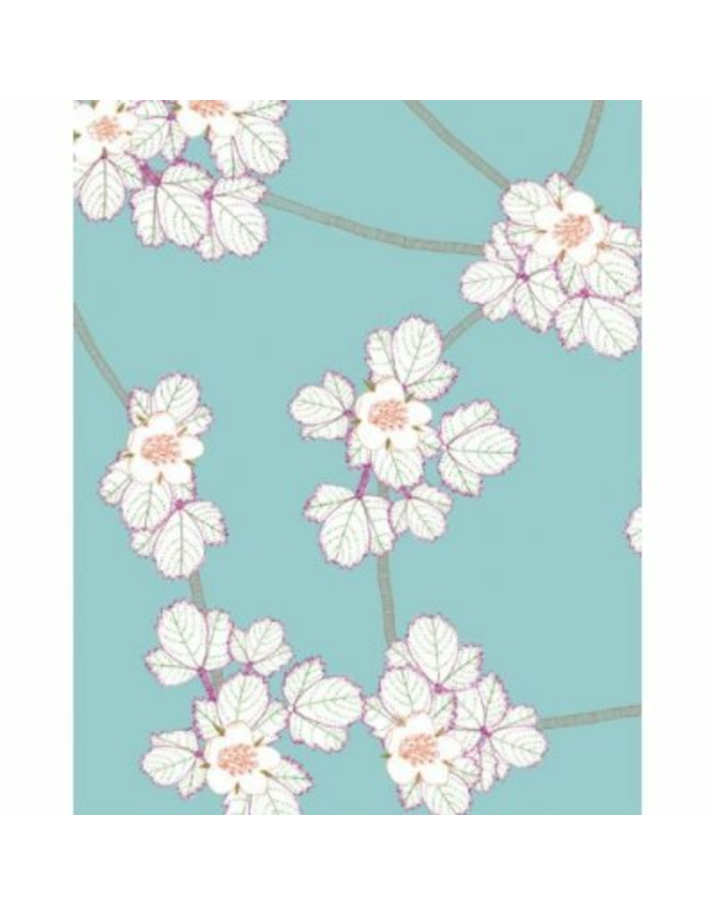 Notecard book Native flowers