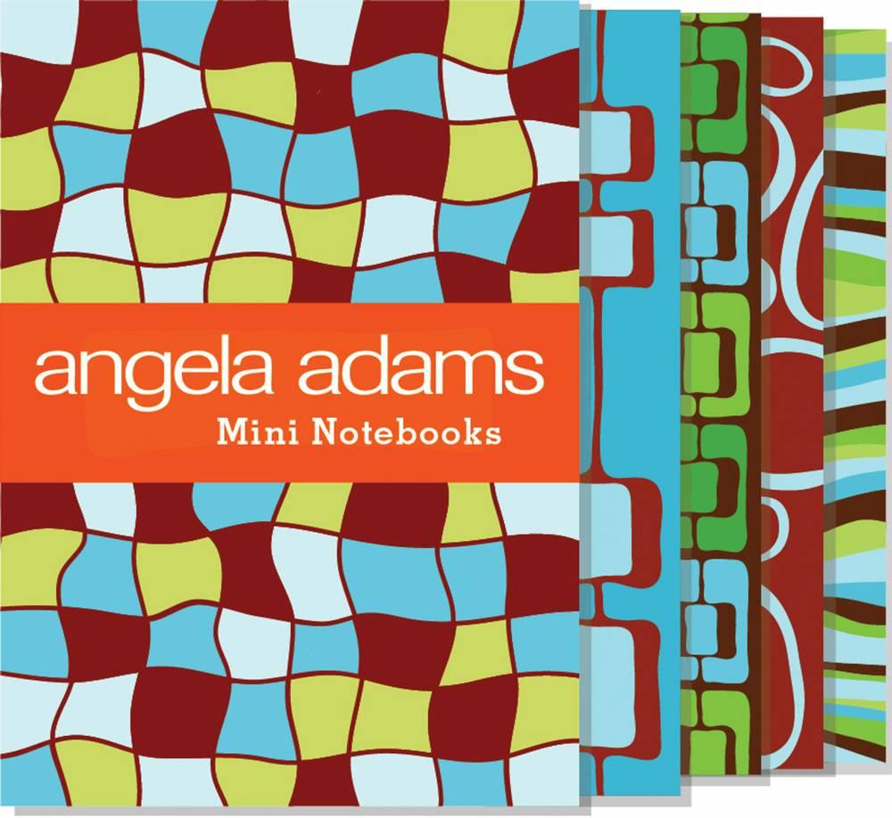 Mini journal set Angela Adams