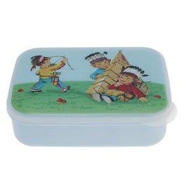 lunchtrommel cowboys & indians