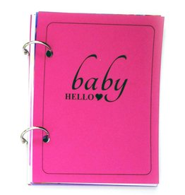 Gadanke {Baby hello} - brag book pink