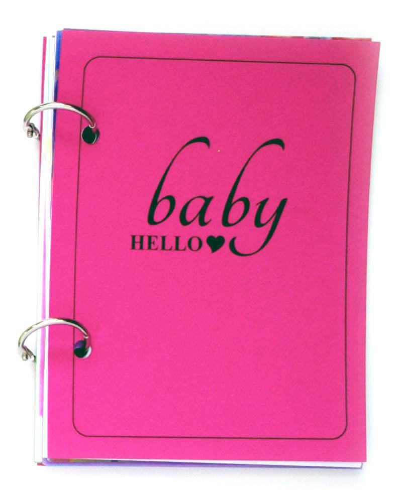 {Baby hello} - brag book pink