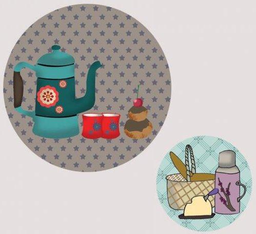 Magneten koffiepot