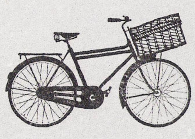 Stempel transport bike