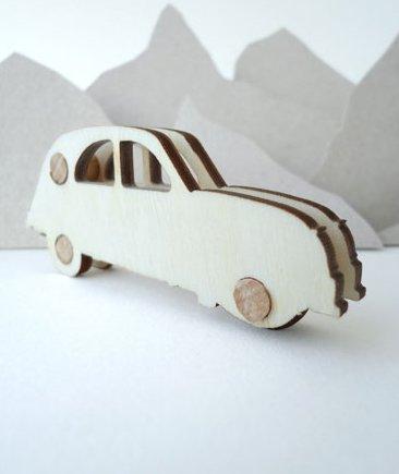 Stempel Citroën 2CV
