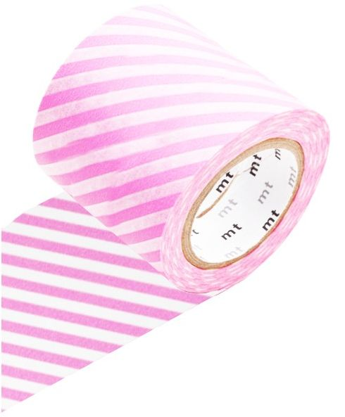 MT casa stripe pink 50 mm
