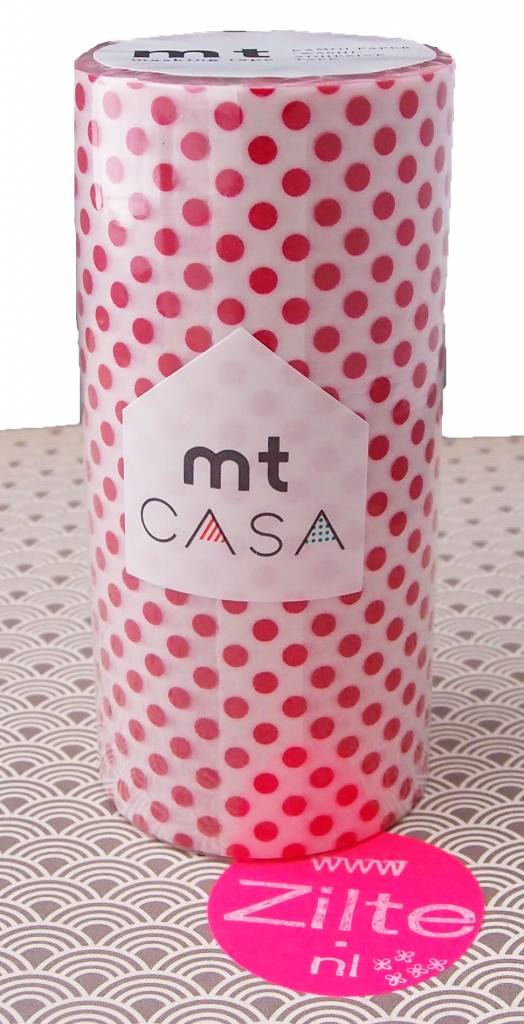 MT casa dot red 100 mm