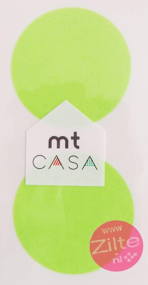 MT casa Seal shocking green