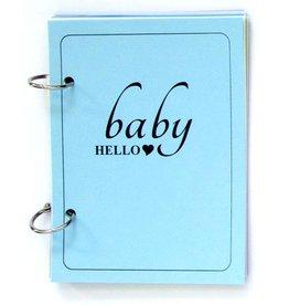 Gadanke {Baby hello} - brag book blue
