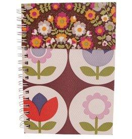 Huisteil creaties Notebook spring
