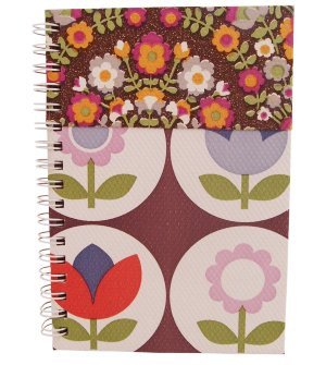Notebook spring