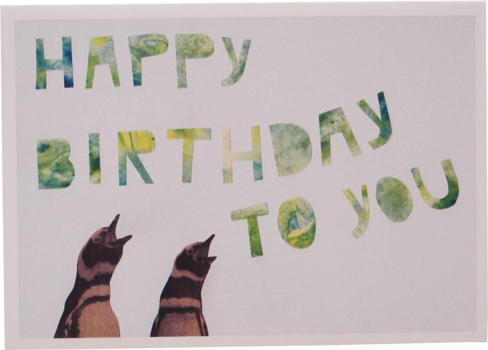Happy birthday pinguins