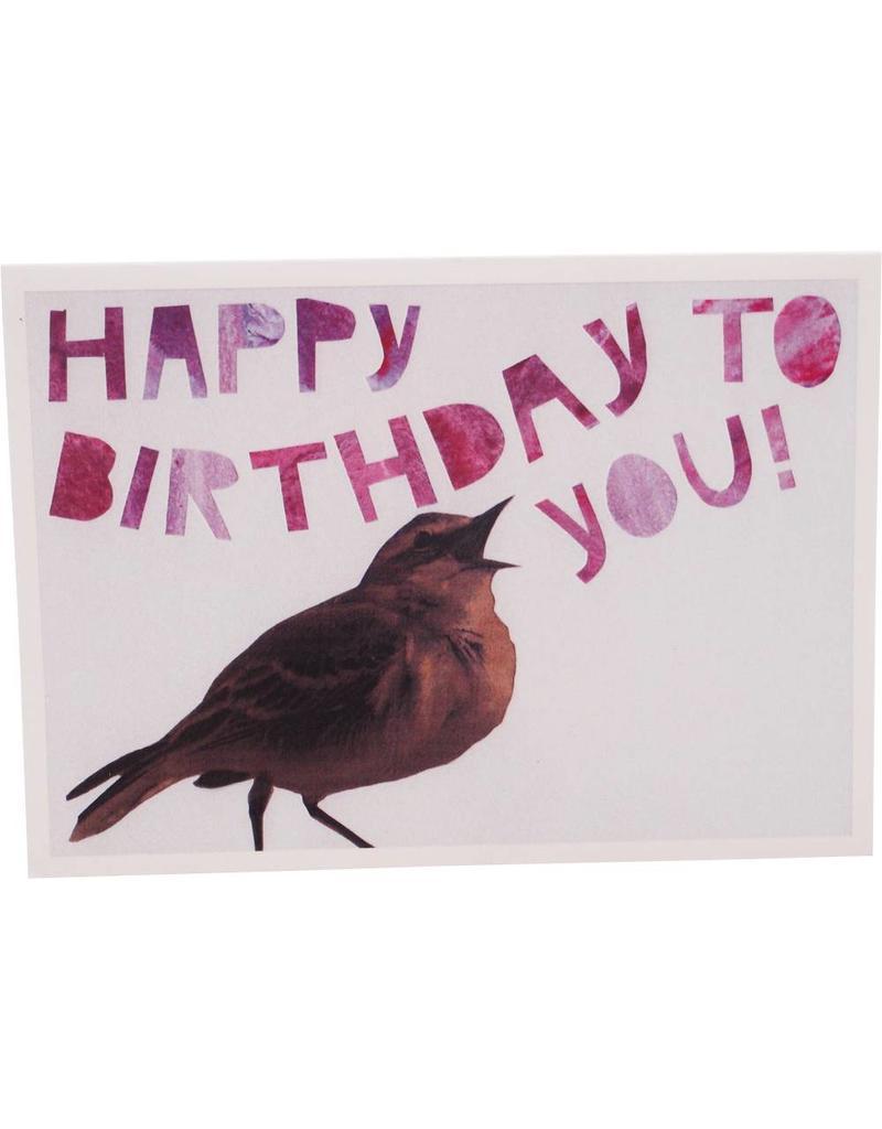 Happy birthday vogel