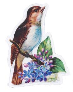 Geurzakje vogel