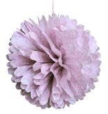 Paper pom pom daisy