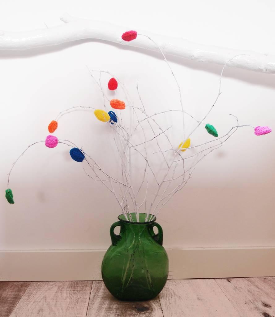 DIY leaves rainbow