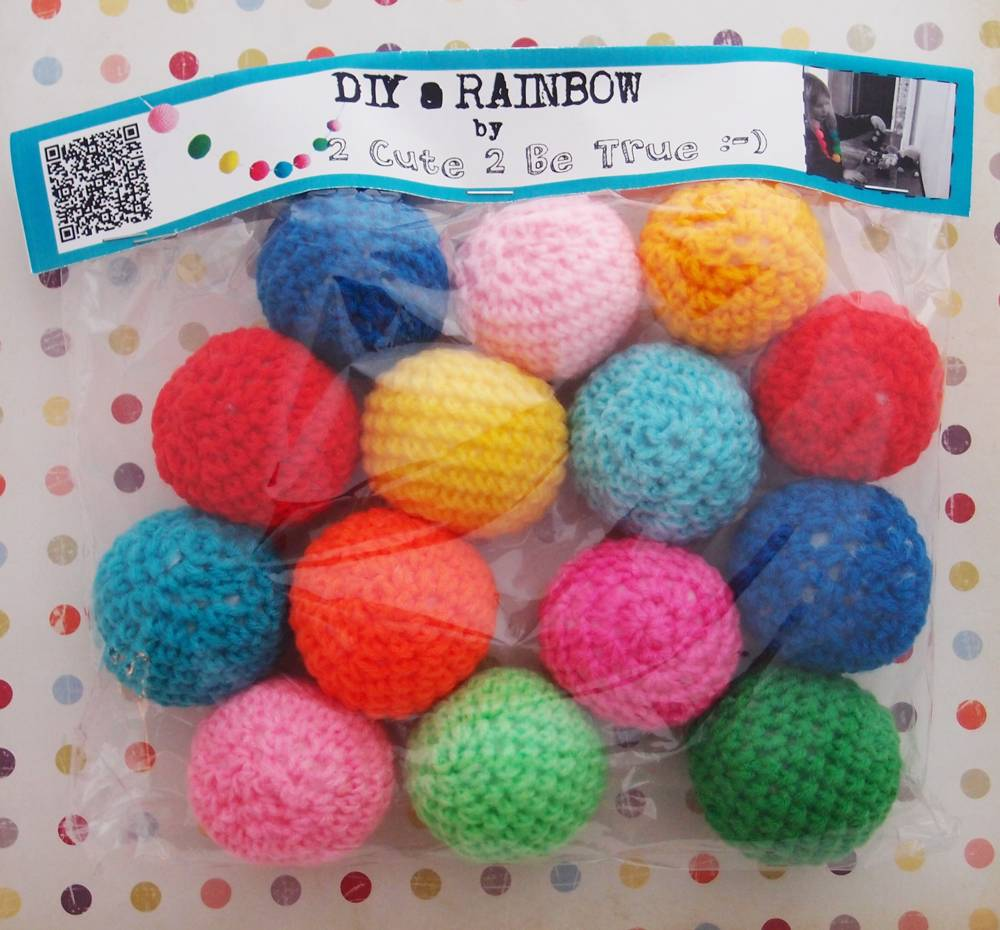 Crochet kralen