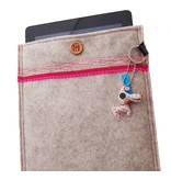 Tablet sleeve nr. 92 light