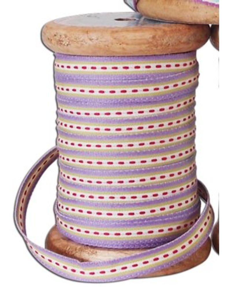 1 meter band stripe purple