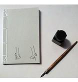 Notebook high heels