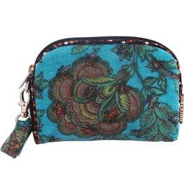 Huisteil creaties Handy pouch brocante blue