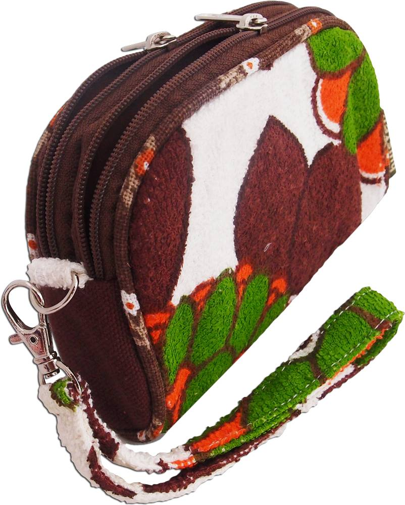 Handy pouch retro bloom