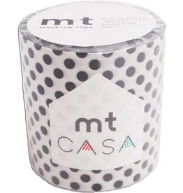 MT  MT casa zwarte stip 50 mm
