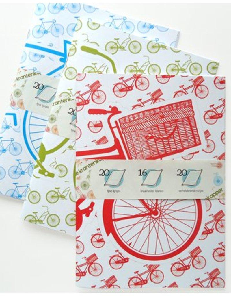 Schrift transport bike