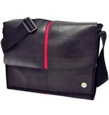 Laptop eco tas rood