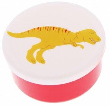 Tussendoor trommeltje T-rex