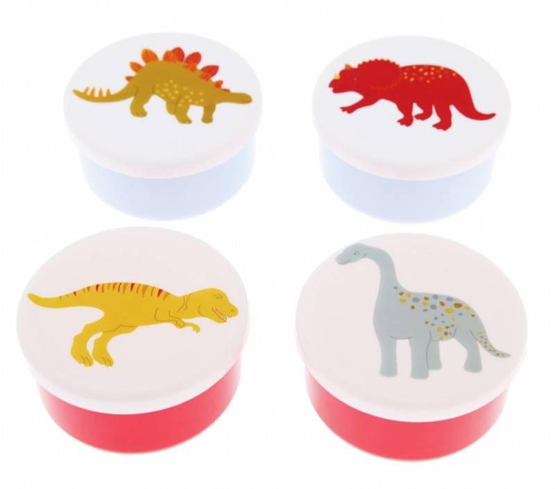 Tussendoor trommeltje Triceratops