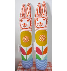Jane Foster Rabbit flower yellow