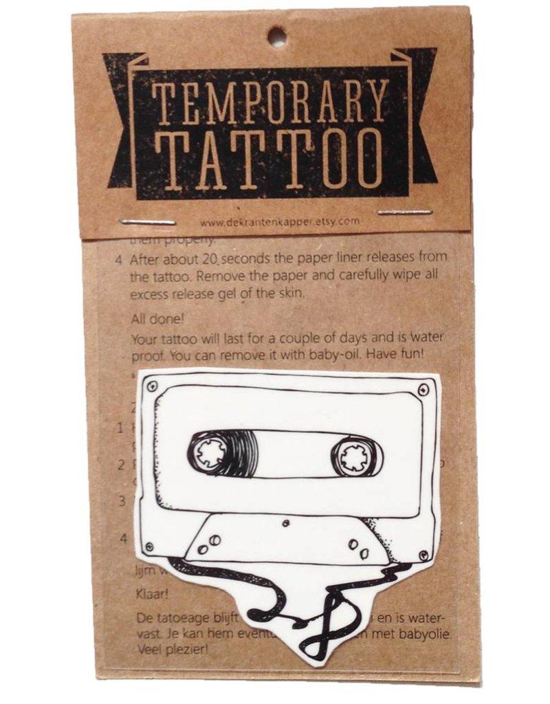 Tattoo cassettebandje