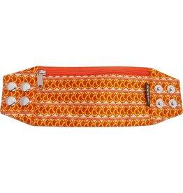 Huisteil creaties Zipper bracelet Jakarta S/M