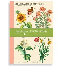 Chronicle books Botanische tuin notebooks