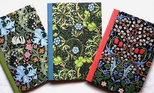 Evening garden notebooks