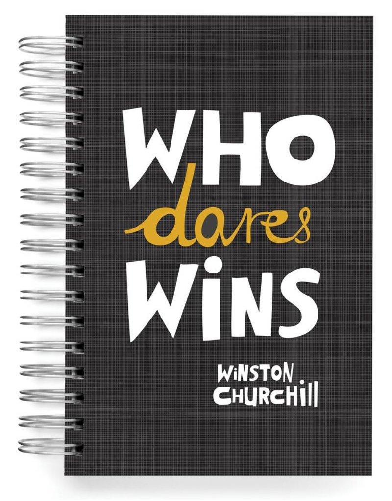 Ecojot jumbo journal Churchill
