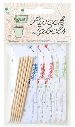 Kweek labels